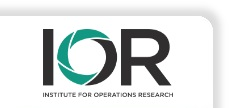 Logo Analytics and Statistics at the Institute of Operations Research